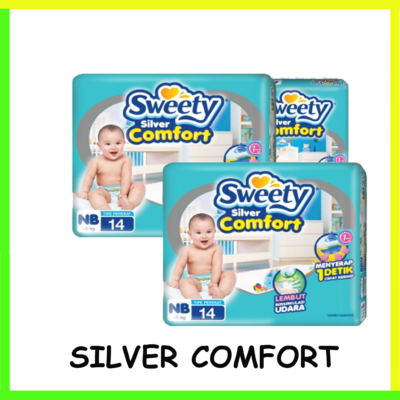 Sweety Silver Comfort